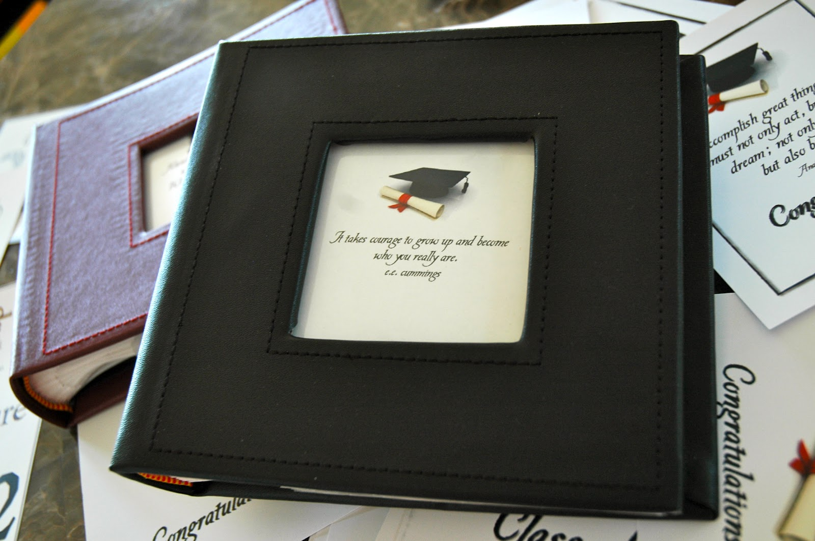 ten thoughtful and inexpensive graduation gifts