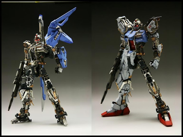 Launcher Sword Strike Gundam