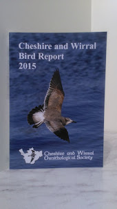 Cheshire and Wirral Bird Report 2015