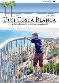 Tietoa suomeksi Costa Blancalta tarjoaa Costa Blanca lehti