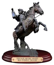 2016 Paul Revere Award