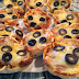 Make Ahead!  Mexican Pizza Muffins