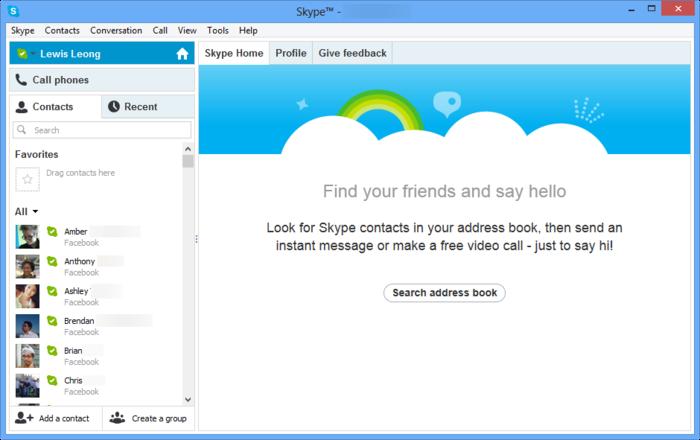 Skype 6 Portable - фото 4