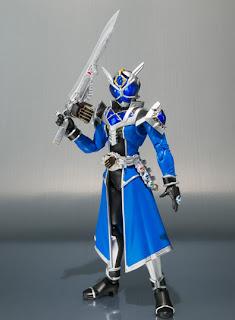 Bandai SH Figuarts Kamen Rider Wizard Water Dragon figure