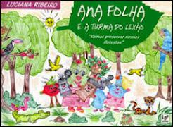 Livro: Ana Folha e a Turma do Lixão
