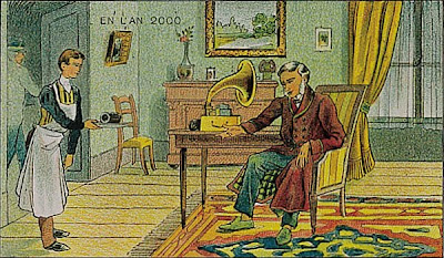 The Year 2000 As Imagined In 1910 Seen On  www.coolpicturegallery.us