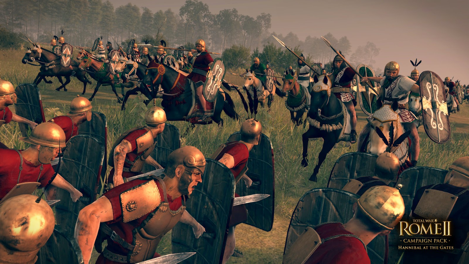 Total War ROME II – Hannibal at the Gates review