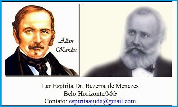 Allan Kardec e Bezerra de Menezes