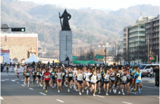 Seoul International Marathon 2010
