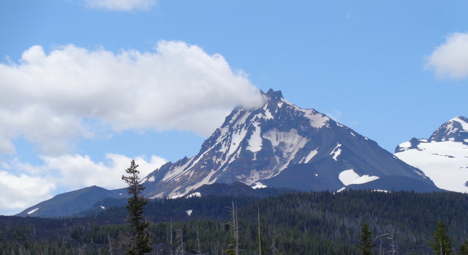 Central Oregon Cascades - Central Oregon Coast