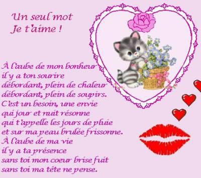 Belle déclaration d'amour blog 2