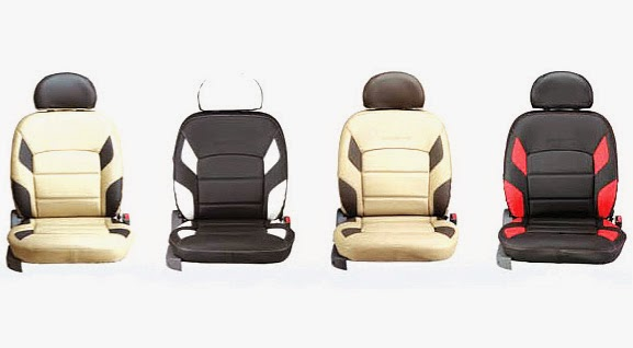 lather AutoZone seat covers image