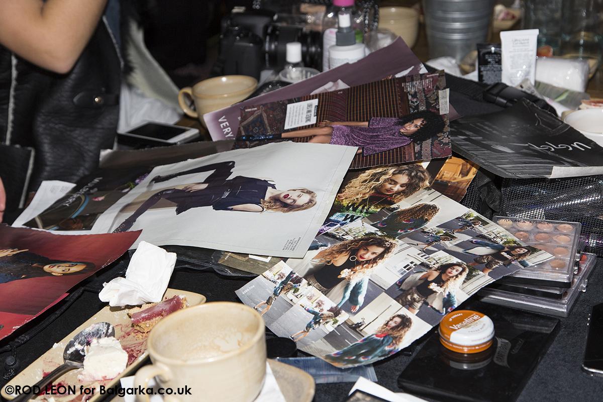 Lookook fashion shoot london
