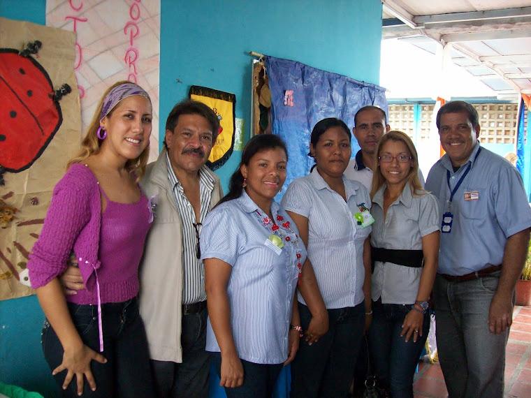 Equipo participante