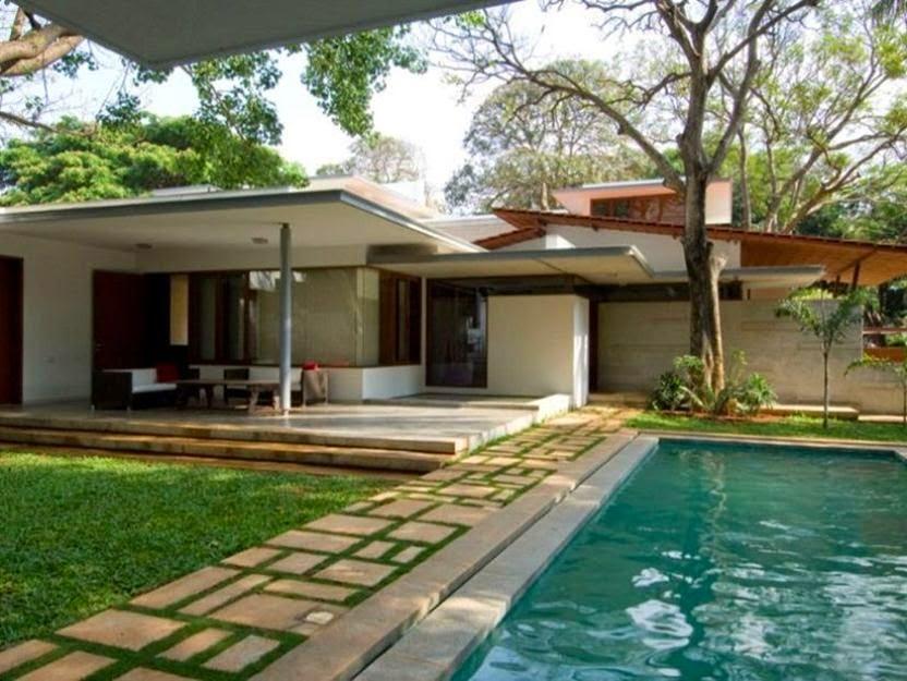 9 contoh membuat teras rumah minimalis sederhana pilihan
