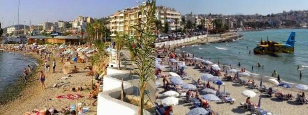 Kuşadası Halk Plajı