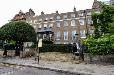 Sol Campbell puts his £25m London home up for sale