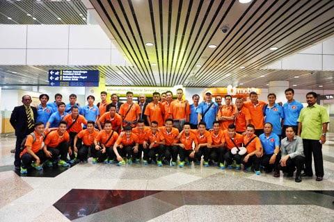 HLV Miura tự tin chiến thắng trên đất Malaysia