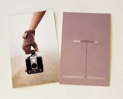 diseños de tarjetas personales