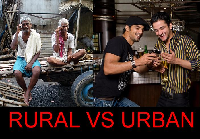 rural v s urban life Which is better urban or rural, urban life vs rural life in india rural area vs urban area which is good read the blog for details.