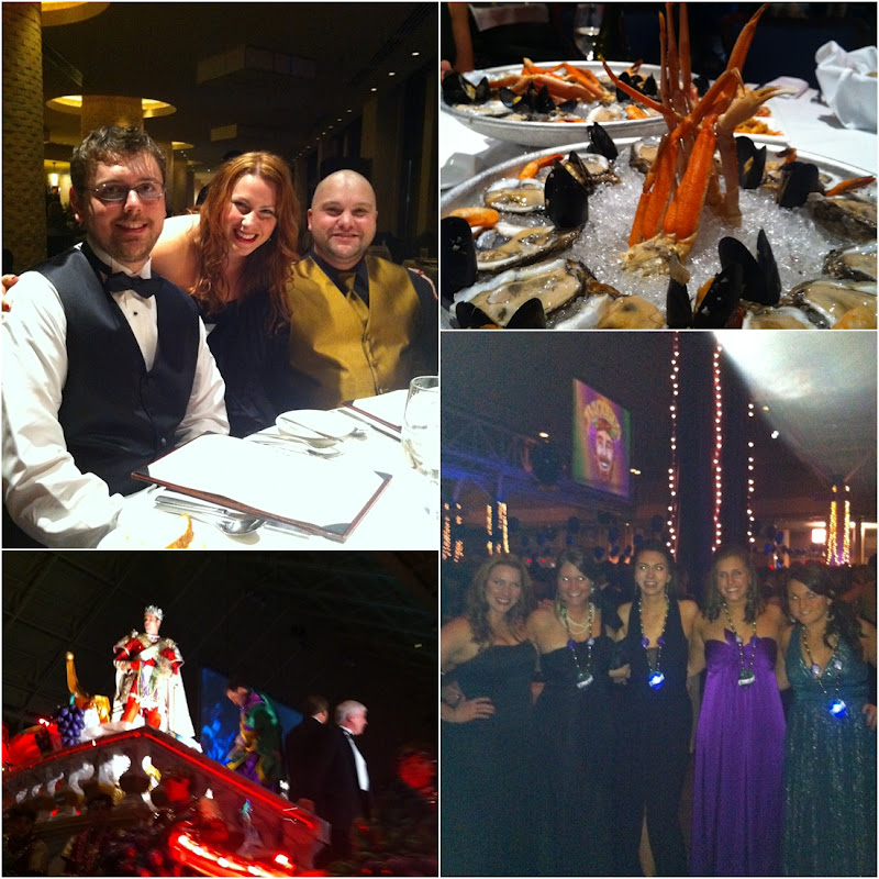 focused LINZ: New Orleans & All That Jazz...the Bacchus Ball