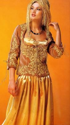 اللباس الجزائري