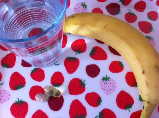 antal kalorier i banan