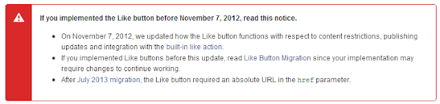 facebook like button not showing problem solved by tricksway