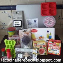 La cocina de Rebeca esta de cumpleblog