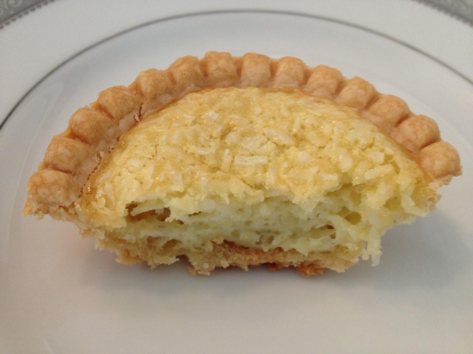 akashiga's Cooking: Baked Coconut Custard Pie