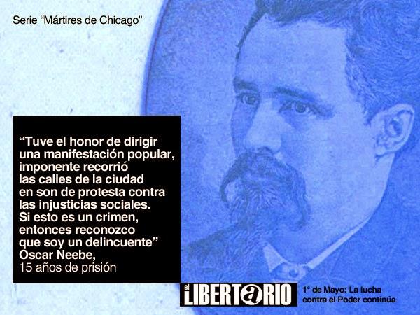 Postal Oscar Neebe