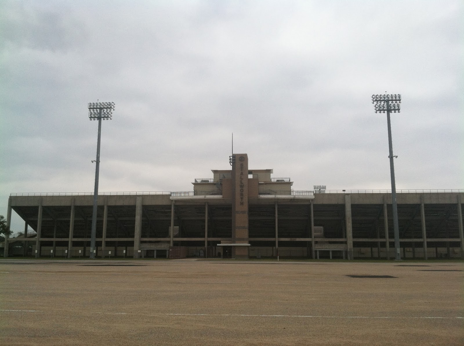 World Stadiums - Stallworth Stadium in Baytown