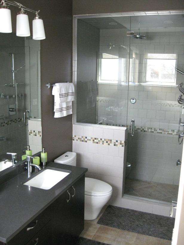 decoracao de interiores de banheiros pequenos: de 1 20m livre e acima utilize o espaço criando mais locais para