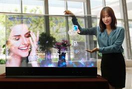 TECNO-NOTICIAS: FUTURO: ¿TV TRANSPARENTES ?