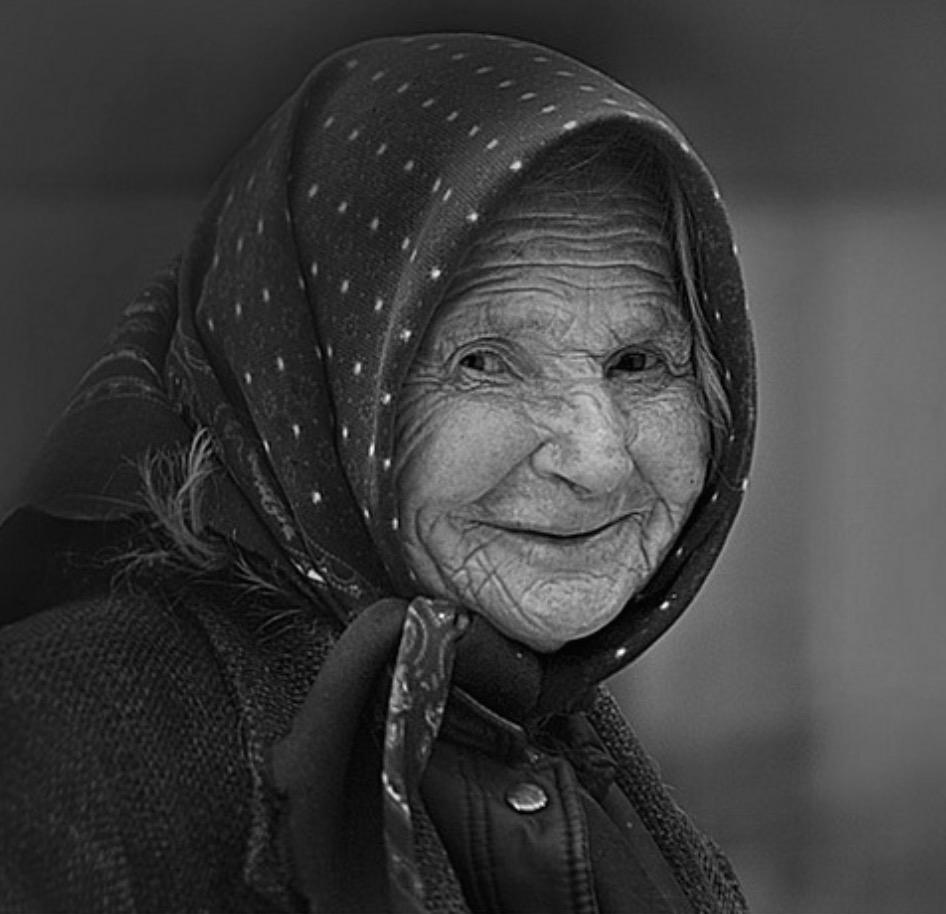 Старая жирная бабка 15 фотография