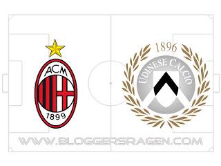 Prediksi Pertandingan AC Milan vs Udinese