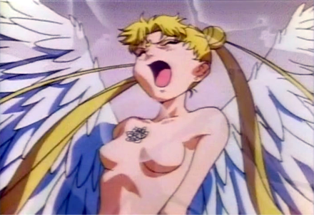 sailor moon naked scene