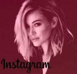 Diário Hilary Duff no Instagram