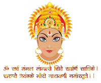 happy navratra wallpapers
