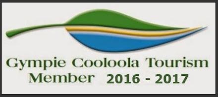 GYMPIE COOLOOLA TOURISM . . .
