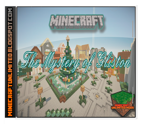 The Mystery of Glinston Mapa Aventura Minecraft