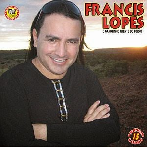 CD FRANCIS LOPES VOLUME 15 - CAPA FRENTE