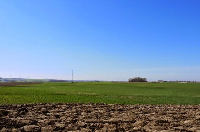 Jardinerie Du Bois Du Sart - WW2 Defences Suffolk Monchy le Preux , Arras (Somme trip 2014)