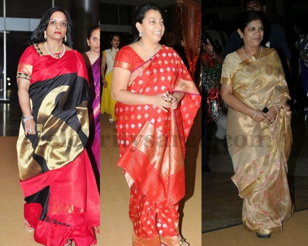 Celebrities at Raghavendra Rao Son Wedding