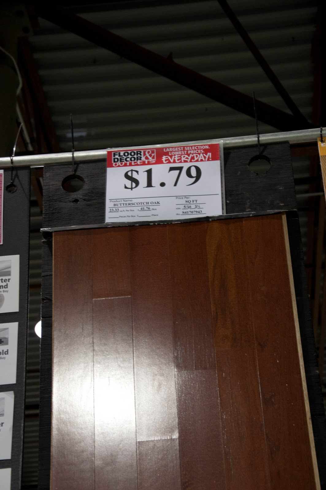 Rustic modern flooring update for Floor and decor kennesaw