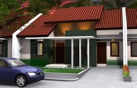 Desain rumah type 70