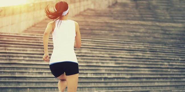 Kesehatan : Mitos Olah Raga Lari  Terpecahkan