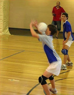 funny sports pictures of volleyball