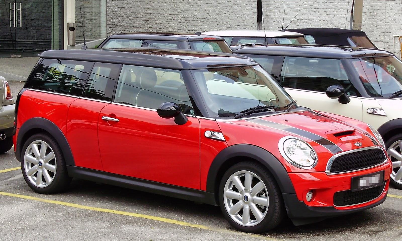 Hoy en día el Morris Mini Minor
