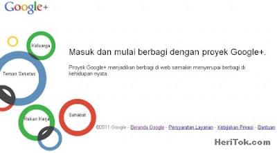 Fitur Google Plus